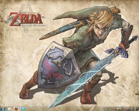 theme windows 7 zelda twilight princess theme win7 by gametap on deviantart