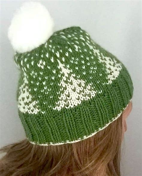 hat pattern pinterest free knitting pattern for snowfall hat slouchy beanie by