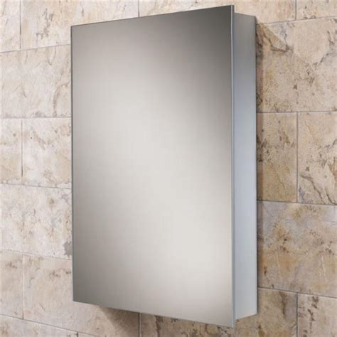 slimline mirrored bathroom cabinet hib kore aluminium slimline bathroom mirror cabinet w400 x