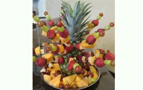 Decoration De Salade De Fruits by Biorada Decoration De Fruit