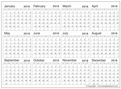 2018 Calendar Template Word 2018 Calendar Template To Edit Templates Data Edit Calendar Template 2018