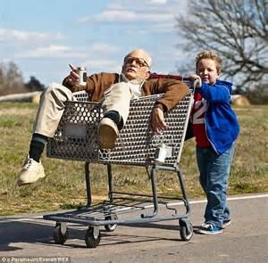 up film grandpa jeff tremaine says next jackass movie will be filmed down