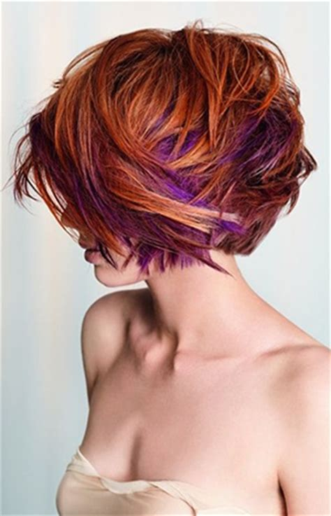 how does purple shoo work on recent highlights winter fall 2015 hair color trends guide simply