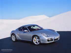 Porsche 987 Cayman Porsche Cayman S 987 2005 2006 2007 2008