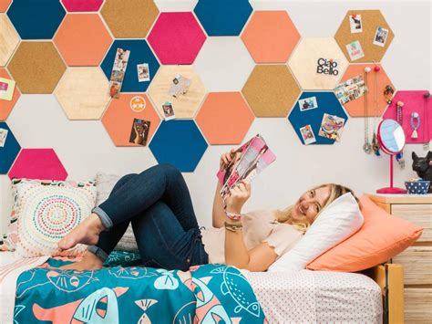 How To Decorate Home Without Spending Money 11 Ways To Make The Most Of Your Dorm Room Hgtv S