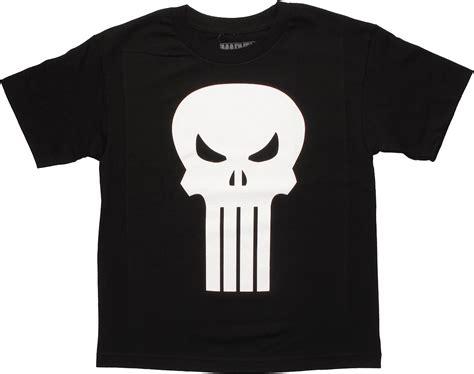 T Shirt Punisher Logo punisher logo youth t shirt
