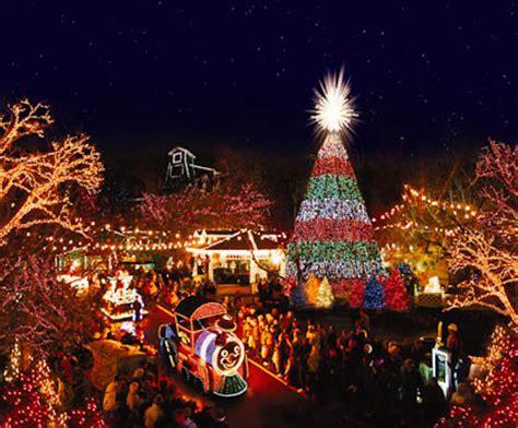 2 story christmas lights an old time christmas centerpiece of ozark mountain