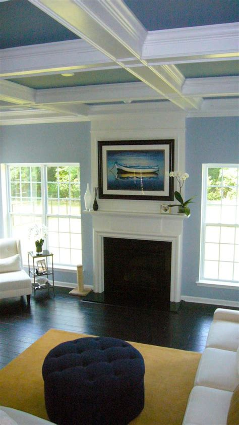 Coffered Ceiling Color Ideas by The World S Catalog Of Ideas