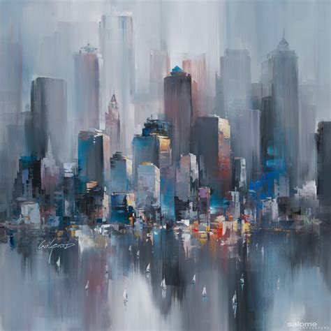 painting new artwork new york heights 0017 wilfred lang