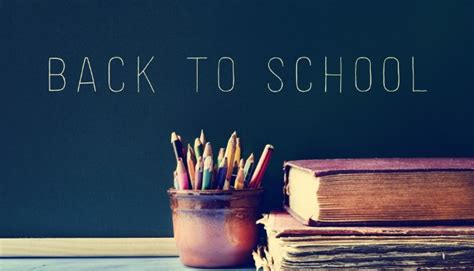 Back To School back to school a marketing opportunity clinicsense