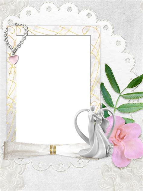 Virtual Home Design Online Free by Png Wedding Frame With Pink Flower