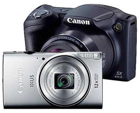 Kamera Canon Sx410 Is 2x 20mpx canon powershot mit 40x zoom und schlanke ixus 275 hs fotointern ch fotografie
