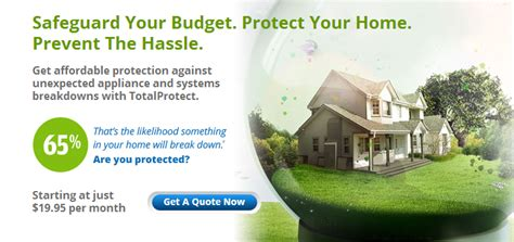 protect your home with totalprotect home warranty sippy