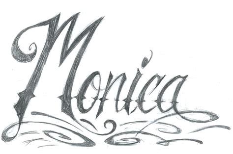 tattoo font reddit monica tattoo lettering design by srtaquesadilla on deviantart
