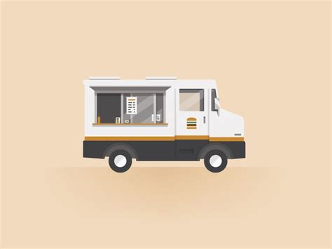 food truck design illustrator food truck food truck illustrations and icons