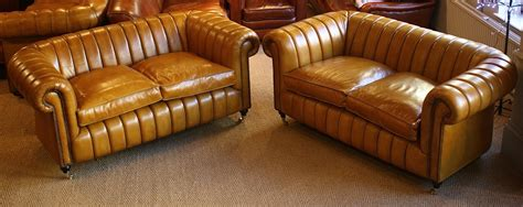 leather chairs of bath fluted leather traditional