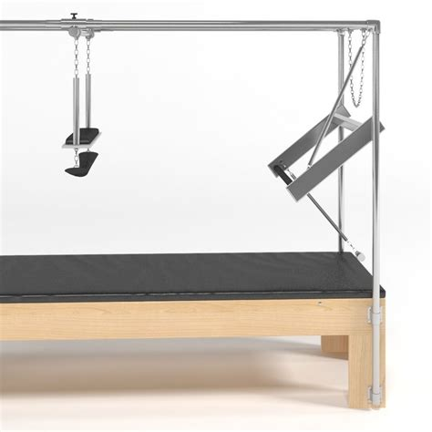 pilates bed pilates bed 3d model max obj 3ds fbx cgtrader com