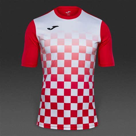 joma flag ss jersey mens football teamwear jerseys