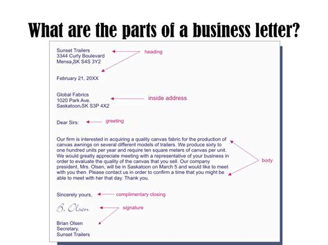 Salutation Of A Business Letter Definition salutation in business letter definition proper salutation