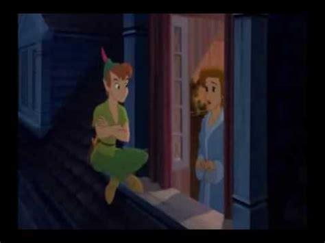 peter pan and wendy darling meet again youtube