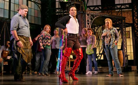 boots nyc theater boots the harvey fierstein cyndi lauper musical