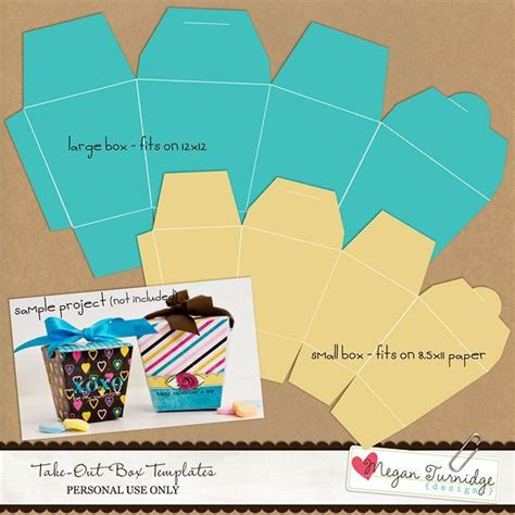 How To Make Gift Boxes Out Of Paper - 89 best cake and cupcake boxes images on paper