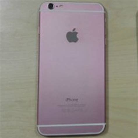 if apple sold the iphone 6 plus in pink, here's how it