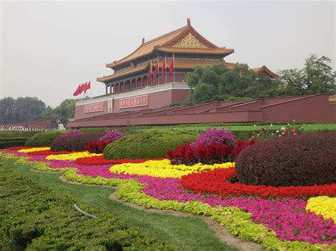50 Beautiful Forbidden City In Beijing China Pictures Flowers Garden City