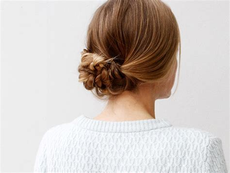 Braided Hairstyles For Hair Easy by An Easy Braided Hairstyle For Any Occasion More
