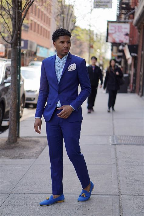 Mens Style M162 Kenneth Navy Diskon 15 a royal blue suit will get you through wedding season by