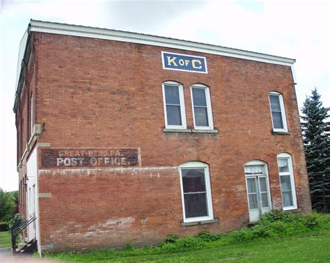 Bend Post Office by Landmarkhunter Great Bend Post Office Great