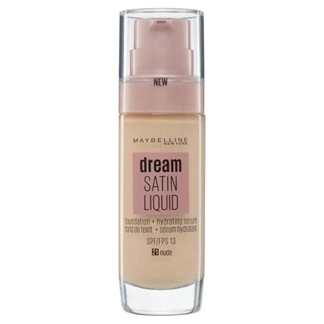 Maybelline Satin morrisons maybelline satin liquid product information