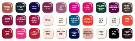 opi gel color chart 2015 opi gel polish color chart quotes