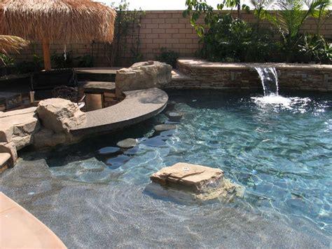 swim up pool bar idea yard and the outside oasis pinterest