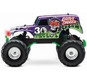 Monster Jam Grave Digger Toy For Kids  YouTube
