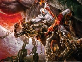 Gods Of War by God Of War Zeus Wallpaper Viewing Gallery