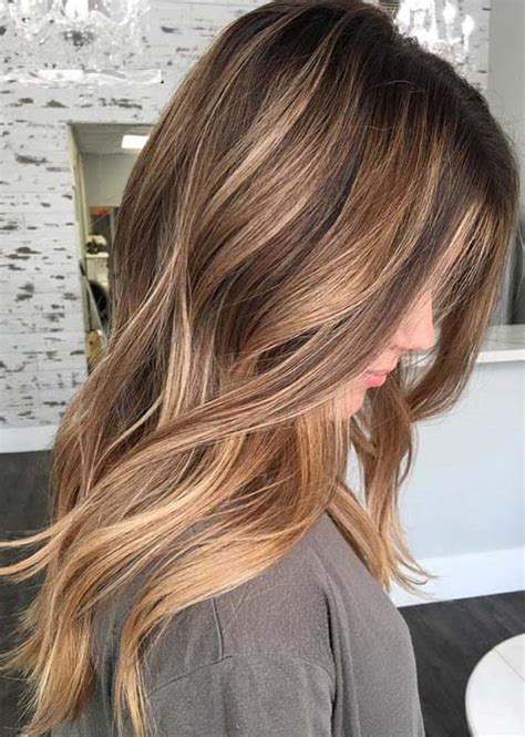 Balayage Hair Colors For 2018 Best Hair Color Ideas Trends In 2017 2018 34 Amazing Balayage Highlights Hair Color Ideas In 2018