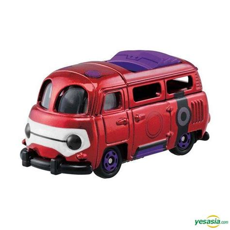 Tomica Disney Motors Wamun Baymax Big 6 Berkualitas yesasia tomica disney motors wamun baymax big 6 2 0 tomica takaratomy toys free
