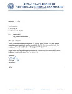 Acknowledgement Letter Complaint Received Acknowledgment Of Receipt Of My Complaint Against Edward J