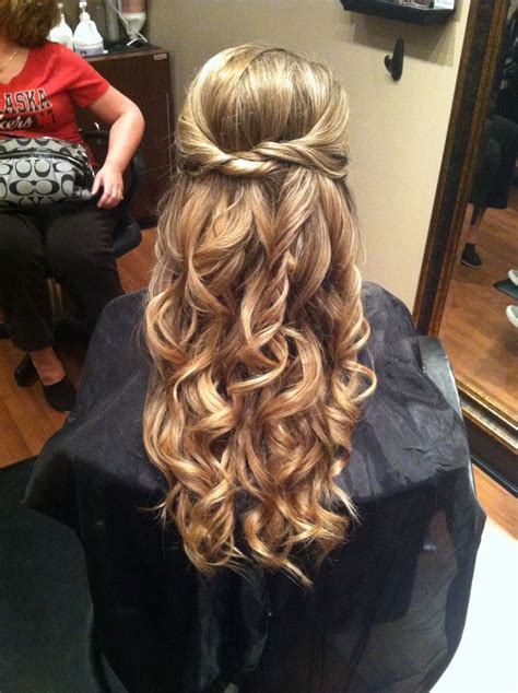 Winter Formal Hairstyles by Winter Formal And Casual 2015 Hairstyle Suggestions
