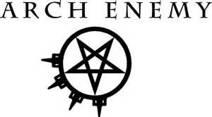 Arch Enemy Decal Sticker 05