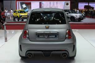 Abarth Meaning The Motoring World Abarth Returns To Geneva With It S
