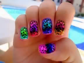 Cute nail polish nails pretty print added jan 30 2012 image