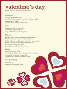 s day templates 41 valentines menu templates free psd eps format
