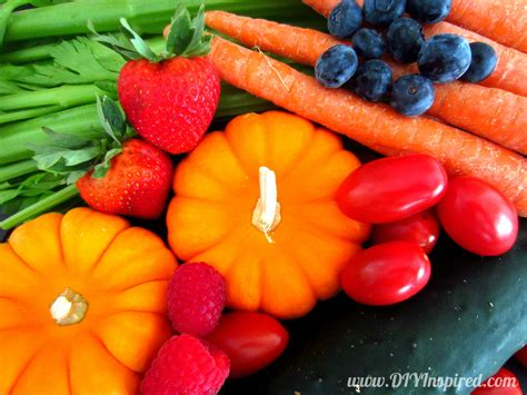 Curb Appeal Diy - yes to fruits and veggies diy inspired