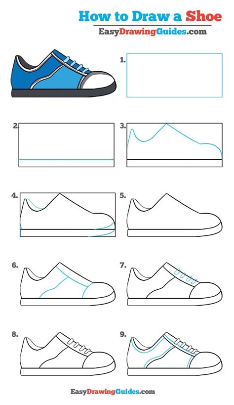 how to draw shoes how to draw a shoe really easy drawing tutorial