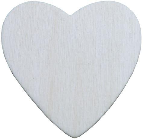 30 coeurs en bois naturel petits coeurs en bois 224 peindre