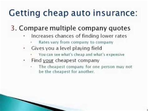 (American Auto Insurance) How To Find CHEAPEST Car