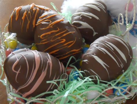 easter chocolate peanut butter easter eggs recipes dishmaps