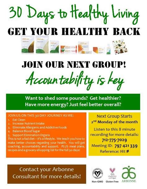 Arbonne 30 Day Detox Challenge Week 1 by 17 Best Images About Arbonne Detox On New You